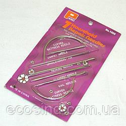 Набор иголокPAOKO для шитья кожи,ручные (657-Л-0077)