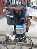 Компрессор холодильный спиральный Copeland ZF15K4E-TFD-551, фото 6