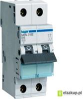 """Автоматические выключатели """"Hager"""" MBN 225E 2полюса-25A  (Хар-ка В)"""