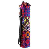 Сумка чехол для коврика цветной N274-10