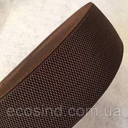 Резинка поясная, манжетная - 6см/25ярд. темно-коричневый (653-Т-0165)