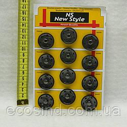 Кнопки для одежды пришивные (прочие) (653-Т-0283)