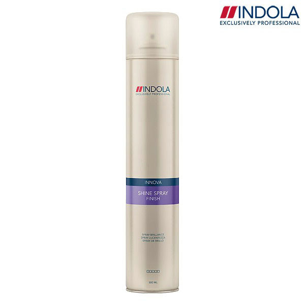 Спрей для волос мягкой фиксации Indola Innova Finish Shine Spray 500 мл