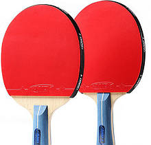 Ракетка для настольного тенниса Xiaomi AND1 Black/Red