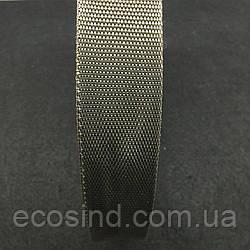 Стропа сумочная-ременная, 3,8см (бухта 50 ярд.хаки) (653-Т-0019)