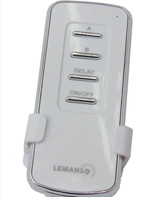 Дистанционный выключатель SLA 049 на 2 цепи нагрузки по 1000Вт Код.56684