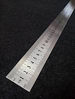 Линейка железная(металлическая жесткая) портновская, 100 см нержавеющая сталь (6-О-001)