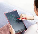 "Графический планшет Xiaomi Wicue Board 12"" LCD Red Festival edition WNB212, фото 2"