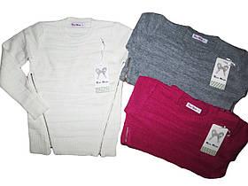 Свитер для девочек, размеры  4,6,8,12лет, Nice Wear, арт. GJ 919