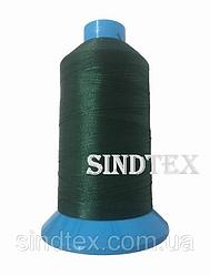Нить повышенной прочности 100% РЕ 10 цв S-153 зеленый темный (боб 750 ярдов) Nitex (ВЕЛЛ-177)