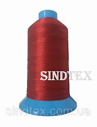 Нитка підвищеної міцності 100% РЕ 10 цв S-171 червоний темний (боб 750 ярдів) Nitex (ВЕЛЛ-204)