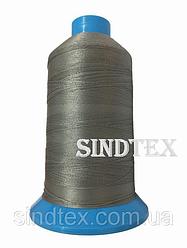 Нитка підвищеної міцності 100% РЕ 10 цв S-225 сірий (боб 750 ярдів) Nitex (ВЕЛЛ-245)