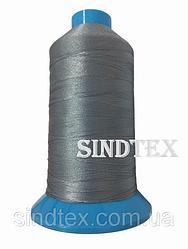 Нитка підвищеної міцності 100% РЕ 10 цв S-330 сірий (боб 750 ярдів) Nitex (ВЕЛЛ-278)