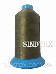 Нитка підвищеної міцності 100% РЕ 10 цв S-367 хакі (боб 750 ярдів) Nitex (ВЕЛЛ-295)