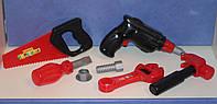 Набор игрушечных инструментов для ремонта
