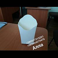 Упаковка для картофеля фри миди в наличии, фото 1