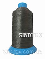 Нитка підвищеної міцності 100% РЕ 10 цв S-860 сірий (боб 750 ярдів) Nitex (ВЕЛЛ-384)