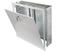 Шкаф коллекторный встраиваемый 1015x625х130