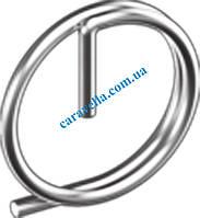 DIN 11023, шплинты кольцевые стальные