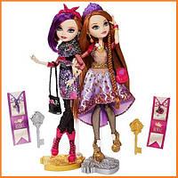 Набор кукол Ever After High Холли и Поппи О'Хэйр (Holly and Poppy O'Hair) Базовые Школа Долго и Счастливо