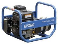 Однофазный бензиновый генератор SDMO Phoenix 2800 (3 кВт)