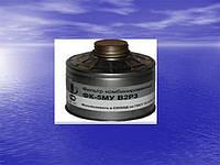 Фильтр противогазовый  малого габарита В2Р3