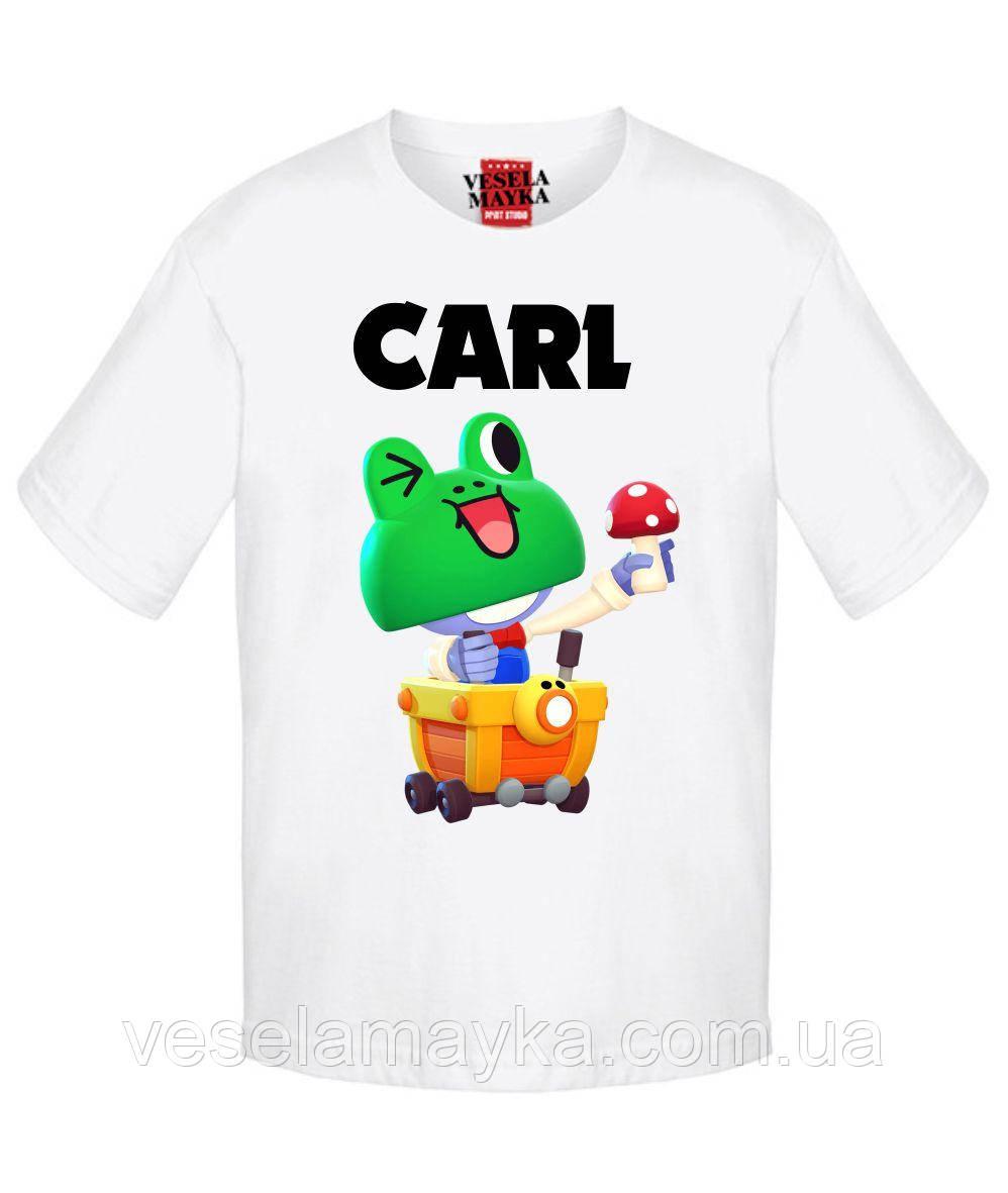 Детская футболка BS Carl Leonard