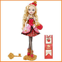 Кукла Ever After High Эппл Уайт (Apple White) Базовая Школа Долго и Счастливо