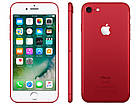 Apple iPhone 7 256GB PRODUCT Red Refurbished, фото 4