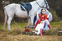 Весільна сукня з вишивкою, фото 1