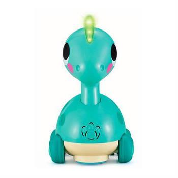 Каталка Hola Toys Коритозавр (6110C)
