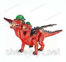 Игрушка трехглавый дракон