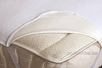 Наматрасник водонепроницаемый для детской кроватки Lotus Super Aqua-stop 60х120 см