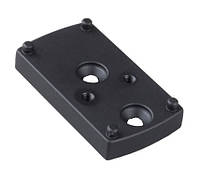 Адаптер Spuhr A-0011b на моноблок, д/ колл-ра Docter, защитный,с крышк., алюм. (3728.00.15)