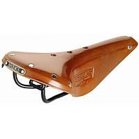 Седло для велосипеда BROOKS B17 Narrow Unisex Black/Honey (005511)