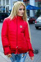 Куртка шанель 48-50р ок9021/1, фото 1