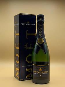 Шампанское Moet Chandon Nectar Imperial 0.75L Моет Шандон Нектар Империал 0.75л