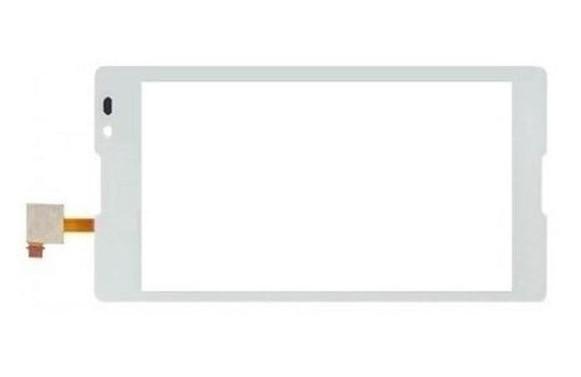 Сенсорный экран для смартфона Sony Xperia C Dual C2304 C2305 S39h, тачскрин белый