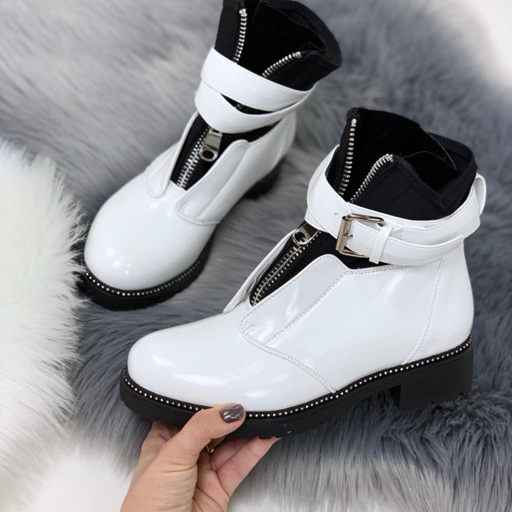 Ботинки =Jens_e = , цвет: WHITE