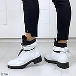 Ботинки =Jens_e = , цвет: WHITE, фото 4