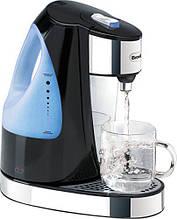 Диспенсер для гарячої води Breville HotCup, 3 кВт, швидка варіння, 1,5 літра, чорний глянець [VKJ142]