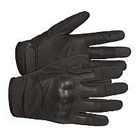 """Перчатки полевые стрелковые """"FFG-P"""" (Frogman field gloves with knuckles), [1149] Combat Black"""