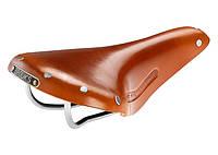 Велосипедное седло BROOKS Team Pro Classic Brown/Black/Honey (006082)