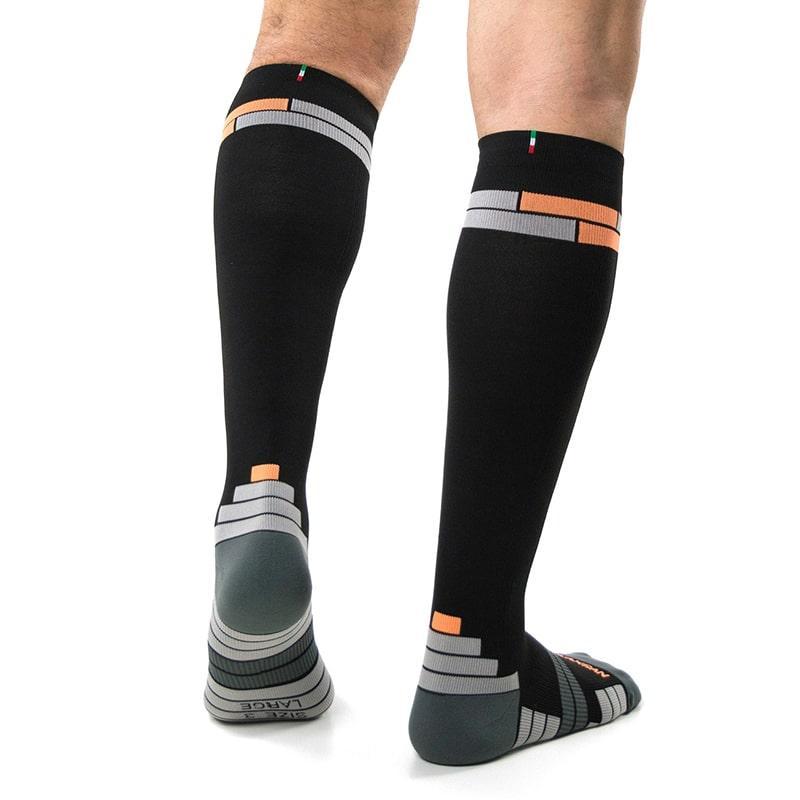 Компрессионные гольфы для спорта 1 класса компрессии от варикоза Relaxsan Sport Socks 800 унисекс 18-22 mmHg