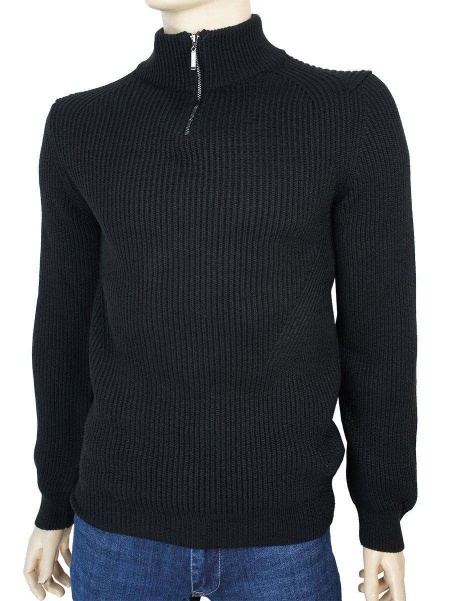 Мужской стильный свитер Ferraro 4038-YB Siyan