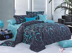 9844 Семейное постельное белье ранфорс Viluta