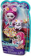 Enchantimals Mayla Mouse Doll & Fondue Figure, фото 2
