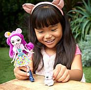 Enchantimals Mayla Mouse Doll & Fondue Figure, фото 5