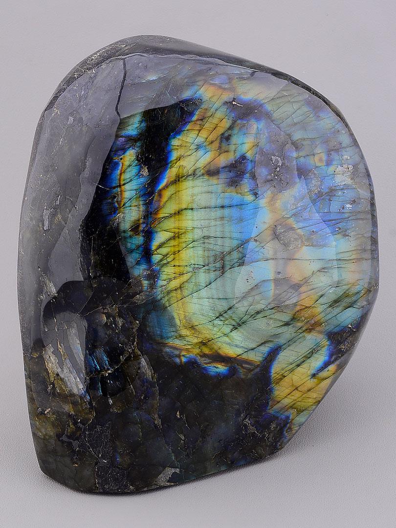 Коллекционные минералы образец Лабрадор 140x130x65 2807 г