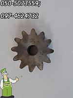 Купить шестерню к бетоносмесителю производства Венгрии на 12 зубов